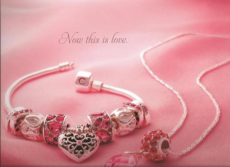 Chamilia Valentines Day Collection