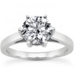 Soliatire Diamond Engagement Ring